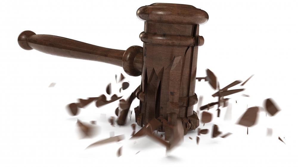 Счупено правосъдие